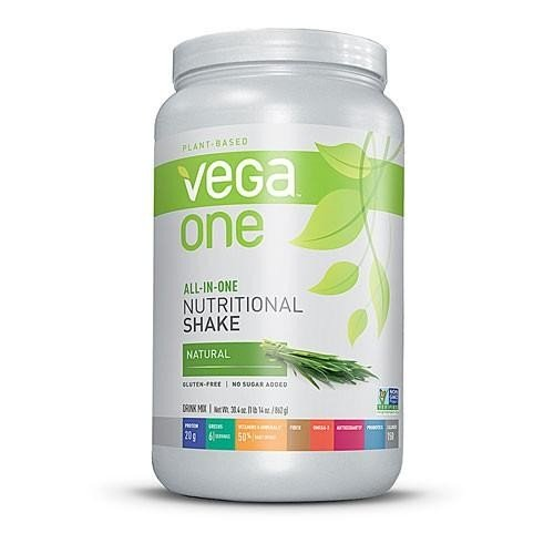 VEGA One - all in one nutritional shake - Natural, 862g