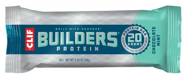 CLIF Builders® Proteinriegel - Chocolate Mint, 68g